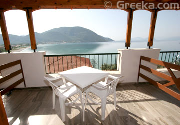 Mira Resort Maisonettes on Lefkada Island Greece - Vassiliki